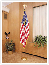 US Indoor & Parade Flags & Sets
